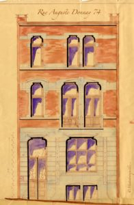 plan original 1932