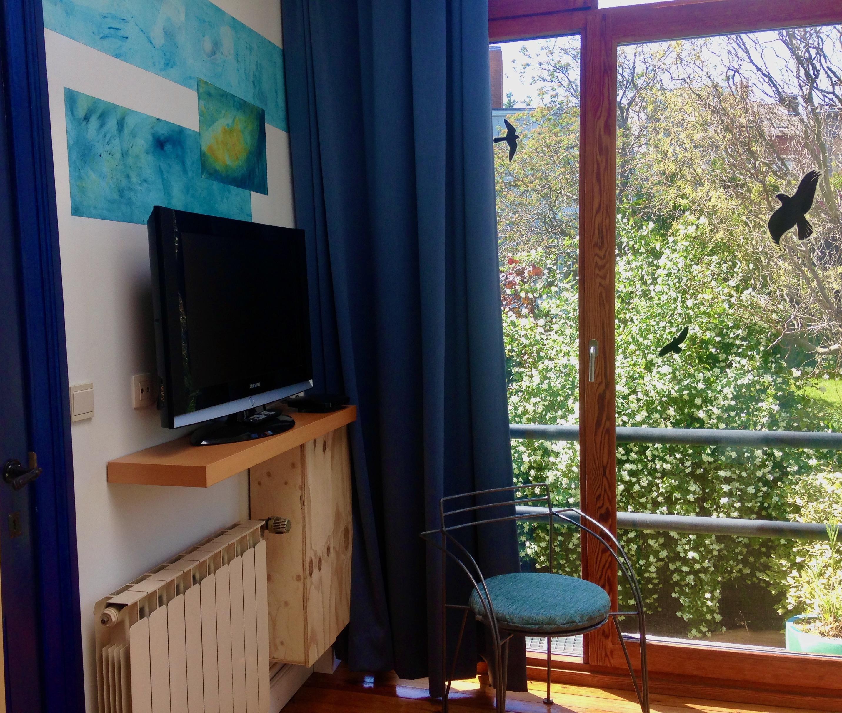 Petit salon côté TV