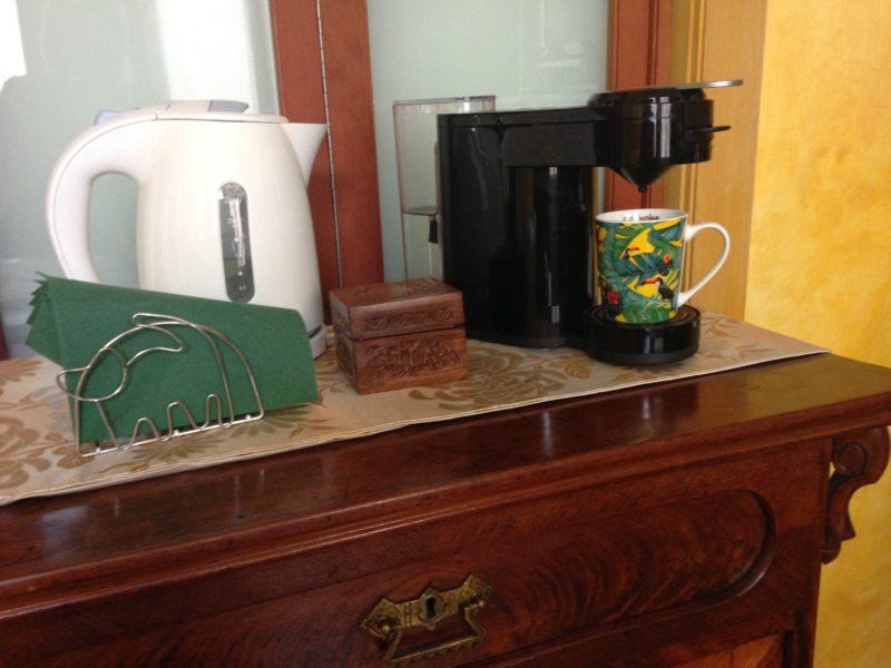 Coin café et thé